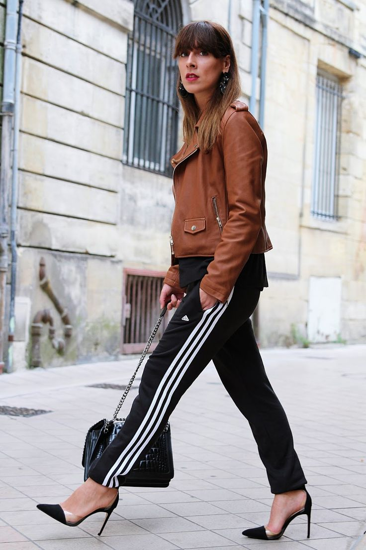 #jogging #adidas #fashionblogger #looks #mode #autumn #fall #outfit #ootd #france #girl #blogmode