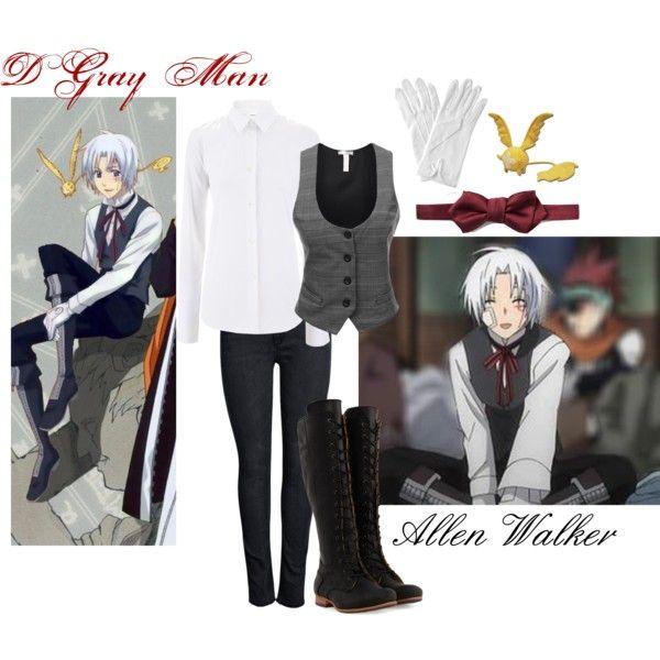Allen Walker ( D Gray Man )