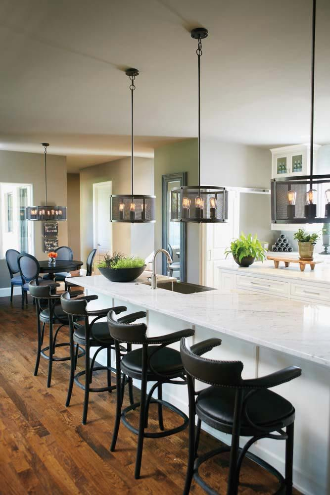 love these blacksmith pendants by jeremiah lighting we love at design connection inc