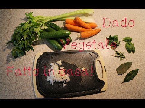 Marvelous DADO VEGETALE FATTO IN CASA Ricetta Facile Homemade Veggie Stock Cubes Easy Recipe YouTube