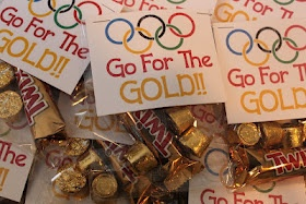 Keeping it Simple: 2012 Cool Olympics