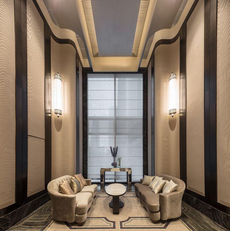 Banquet Facilities at The Ritz Carlton Hotel Guangzhou  Ab ConceptBanquetPublic  HotelAbsCarlton HotelSpaceInterior DesignGuangzhouHospitality Design