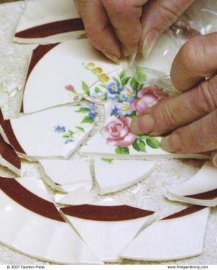 Making Mosaic Garden Art | Fine Gardening