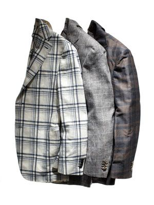 lightweight, slimmer cut jackets that feel more like shirts, perfect for summer - - patterned