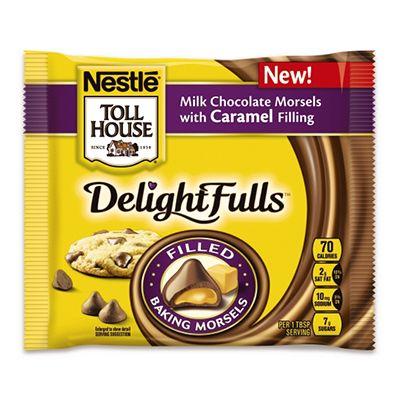 NESTLÉ® TOLL HOUSE® DelightFulls™ Caramel Filled Morsels
