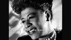 everytime we say goodbye lyrics - YouTube