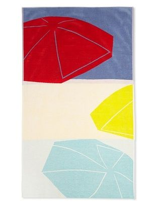 48% OFF Schlossberg Lido Beach Towel, Bleu