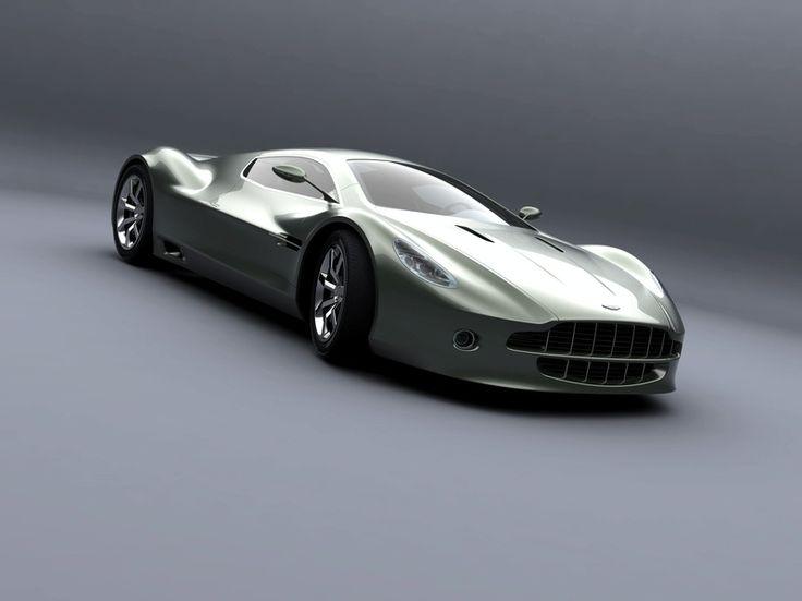 Aston Martin Concept Astonmartin Auto Cars