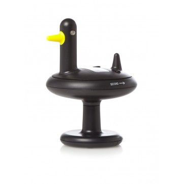Alessi - Duck Timer - Makes me smile.  Goes quack when time is up