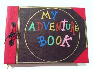 My Adventure Book - Diary