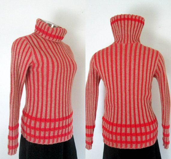 Vintage Men's Winter Fashion. .     https://www.etsy.com/listing/260094053/1960s-mens-turtleneck-sweater-fitted