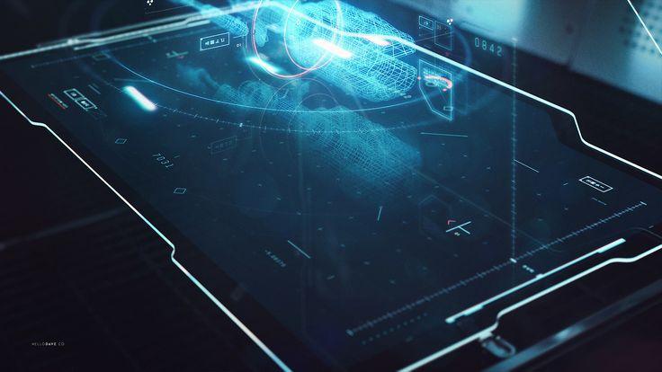 Science Fiction Interfaces — Davison Carvalho's practice FUI