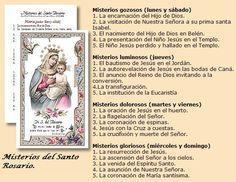 Cómo rezar el rosario completo. Mira paso por paso cuál es la forma de empezar y terminar de rezar el rosario completo para que te guíes en tus oraciones