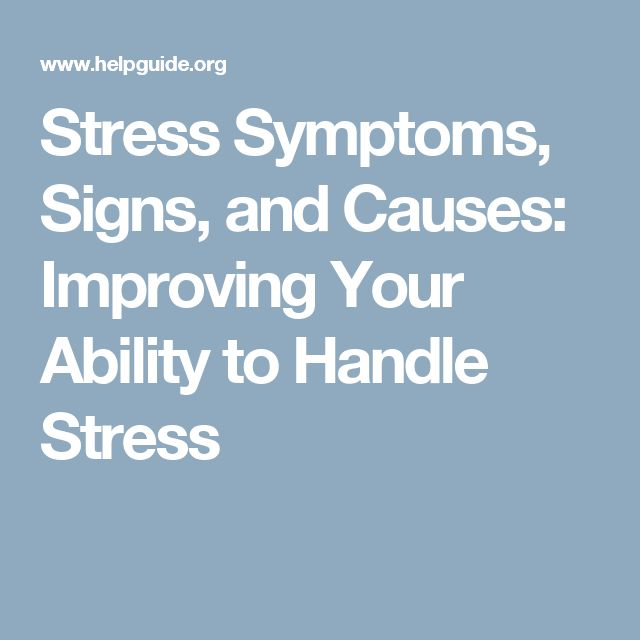 origins and symptoms of stress and how to relieve it Mindfulness for beginners: how to relieve stress and live in the moment - kindle edition by john smith download it once and read it.