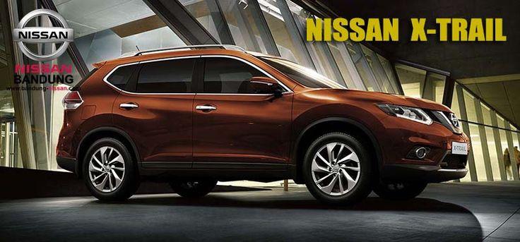 Harga Nissan New X Trail Bandung