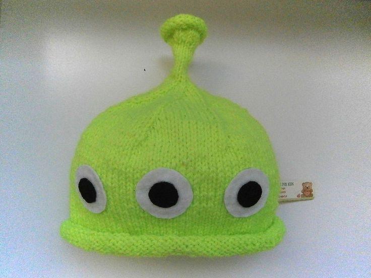 czapka+UFO+44+cm+w+Hand+Made+Lidia+na+DaWanda.com