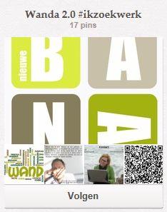 Het Pinterest-CV van Wanda