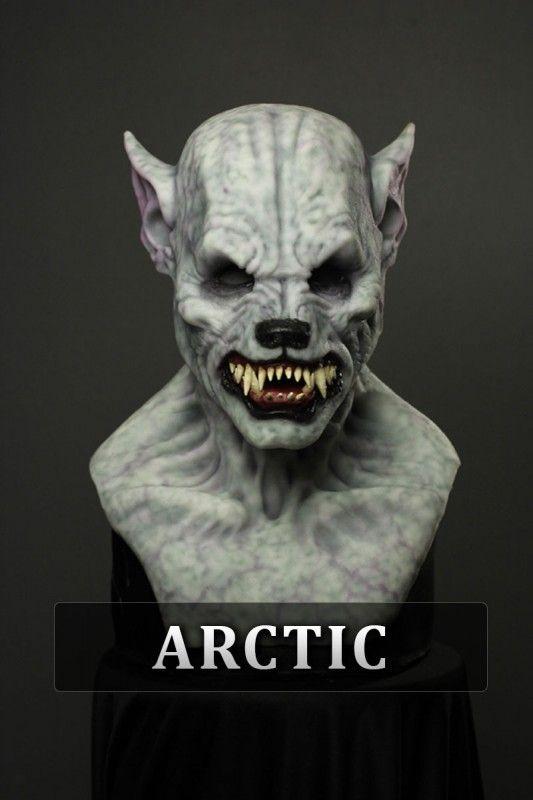 hellhound silicone mask - Creepy Masks For Halloween