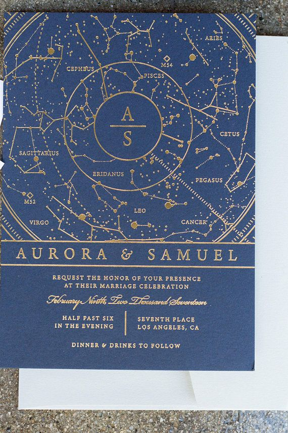 constellation invitations celestial invitation suite over the moon