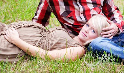 rustic vintage maternity pictures mt airy photography