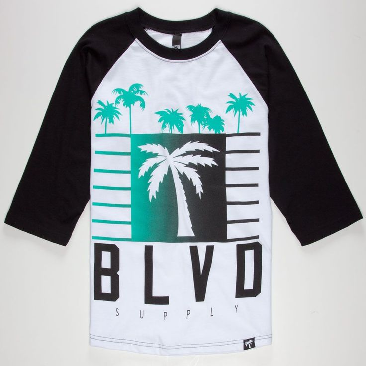 Blvd supply hoodies