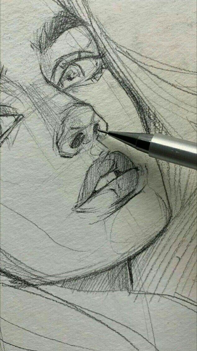 Aesthetic Girl Drawing Ideas
