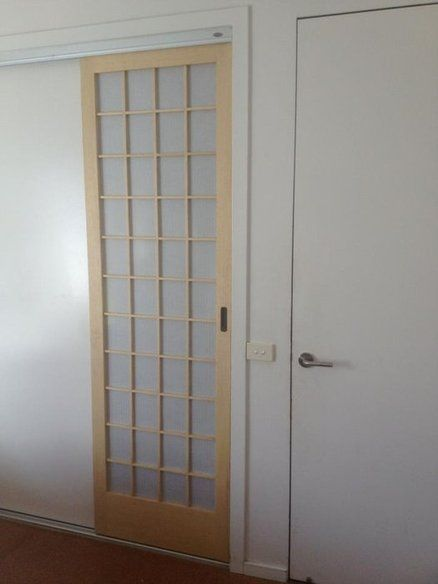 Shoji Wardbrobe Door