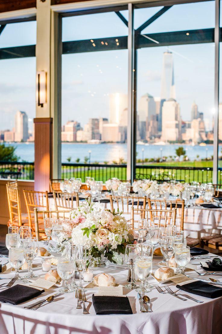 Photography: W Studios New York - www.wstudiosnewyork.com Read More: http://www.stylemepretty.com/2015/01/26/elegant-summer-wedding-at-liberty-house/