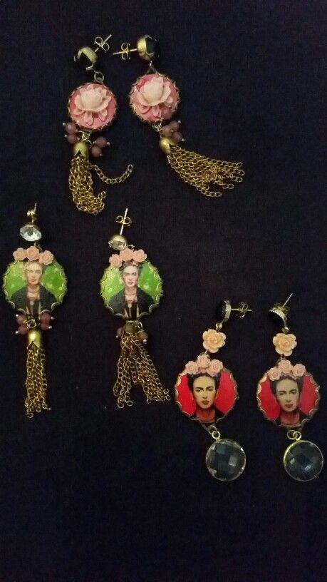 Frida earrings.