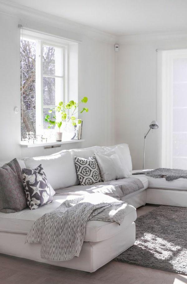 Ecksofa 105 Wunderbare Modelle Fur Ihre Wohnung Archzine Net