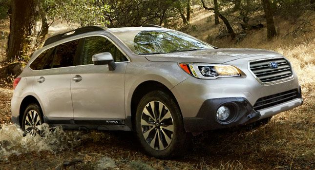 Right now... I want a Subaru Outback 2015
