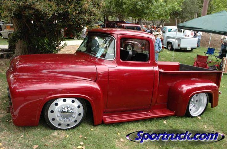 1956 F100 | 1956 ford truck, Ford trucks, Dually trucks1956 Ford F100 Lifted