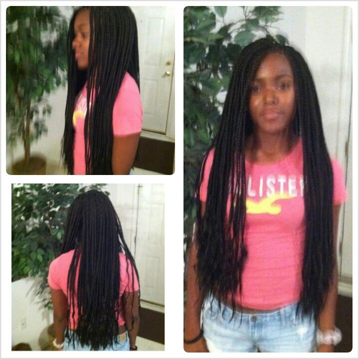 ... Box Braid Styles, Long Boxes Braids Style, Long Box Braids, Braids