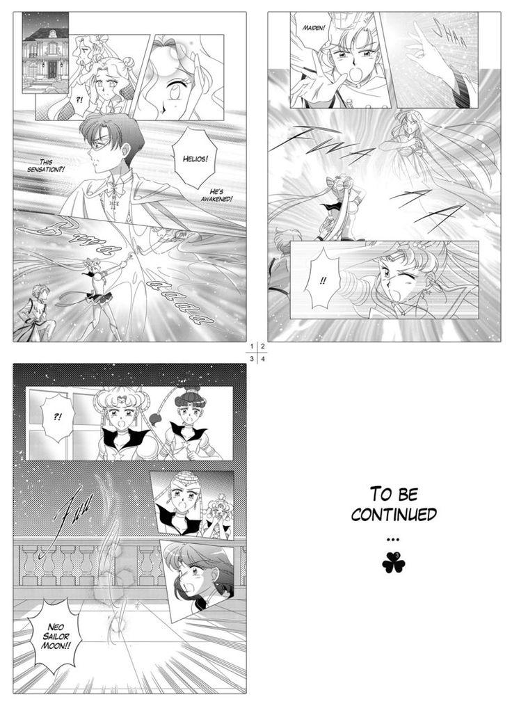 Future Reunion - Act 8 (Part 9) by Mangaka-chan