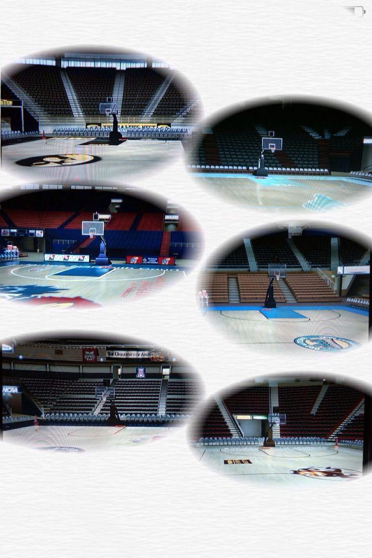College hoops 2k8 arenas