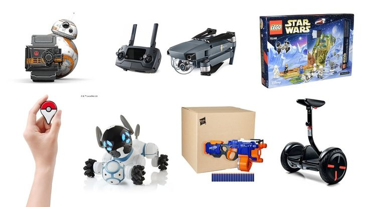 Our Top Ten Toys for Christmas 2016! http://top10toysforchristmas2016.com