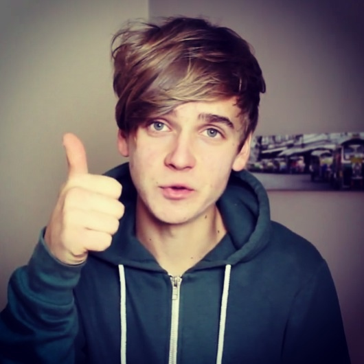 Joe Sugg. <3 Another British Youtuber. <3