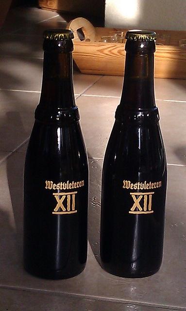 Westvleteren 12 [Beer], considered the best beer in the world!
