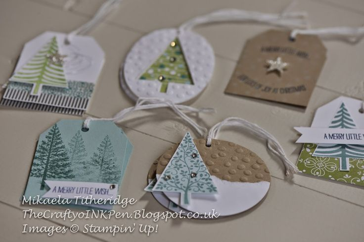Tags by The Crafty oINK Pen