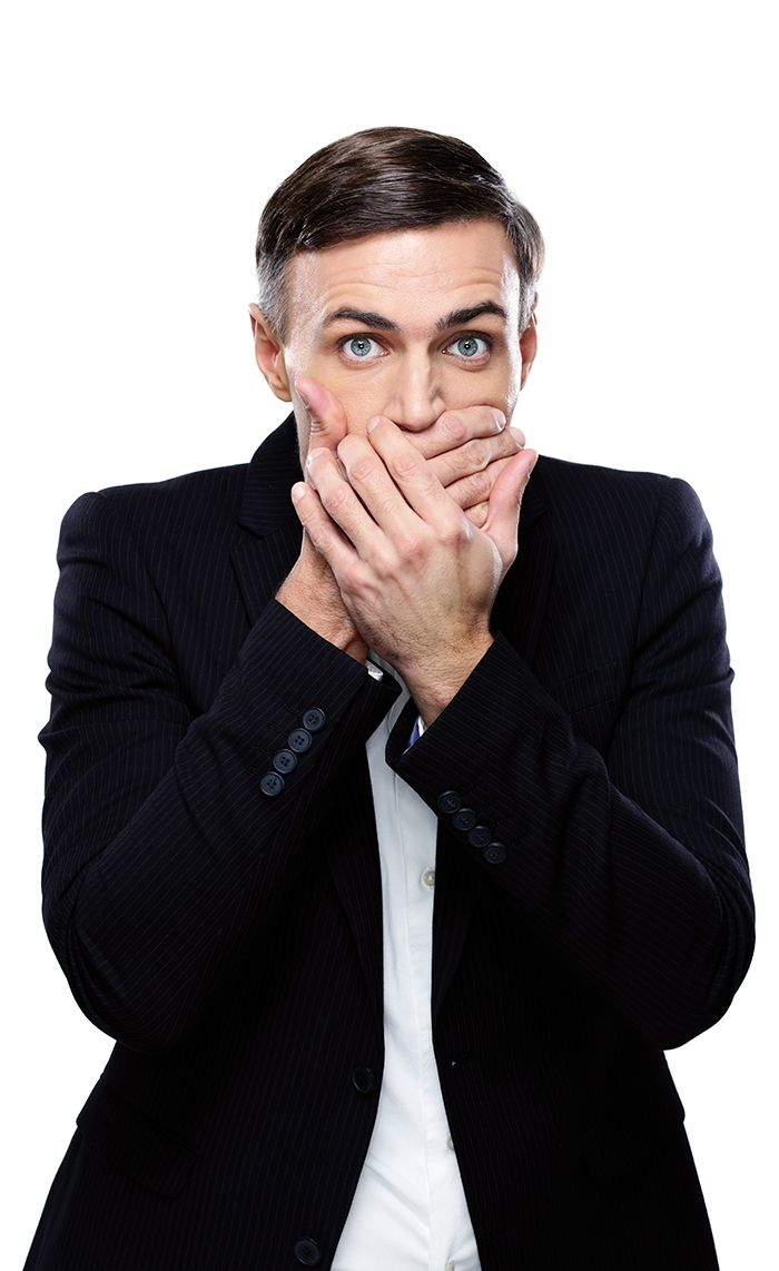 Do You Have Bad Breath Phobia? It is a legitimate fear. One-quarter of adults have it. It is on the rise among women. Read more: http://hubs.ly/H03ryK20