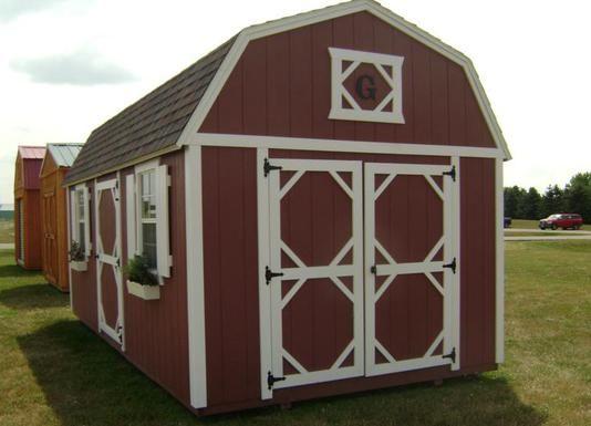 Instant Garages 4 Less : Best sheds images on pinterest cottage and