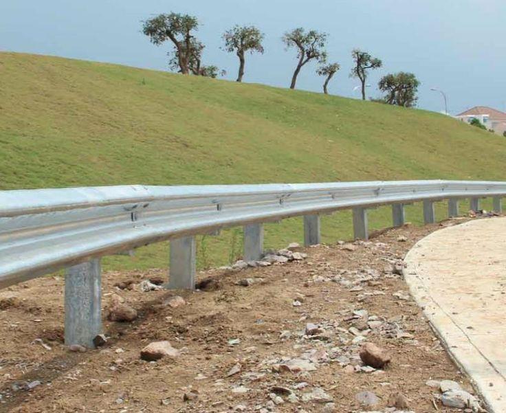 PTKBP Menjual guardrail di Indonesia