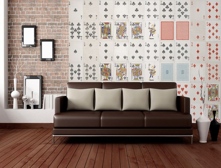 Playing Cards Wall Mural | Buy at EuroPosters