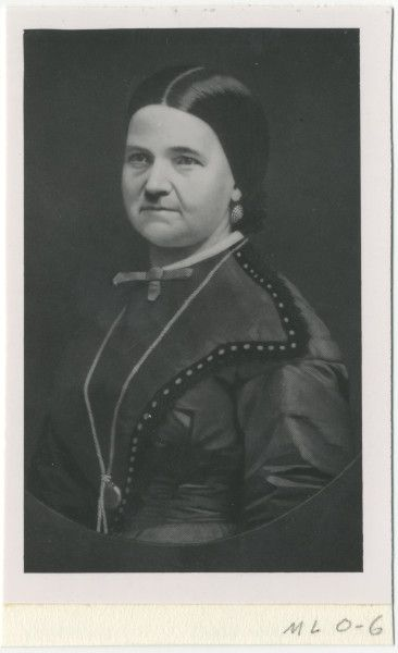 Mary Todd Lincoln Presidential Cake