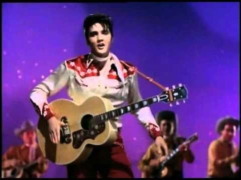 Elvis Presley - Teddy Bear (Loving You 1957)