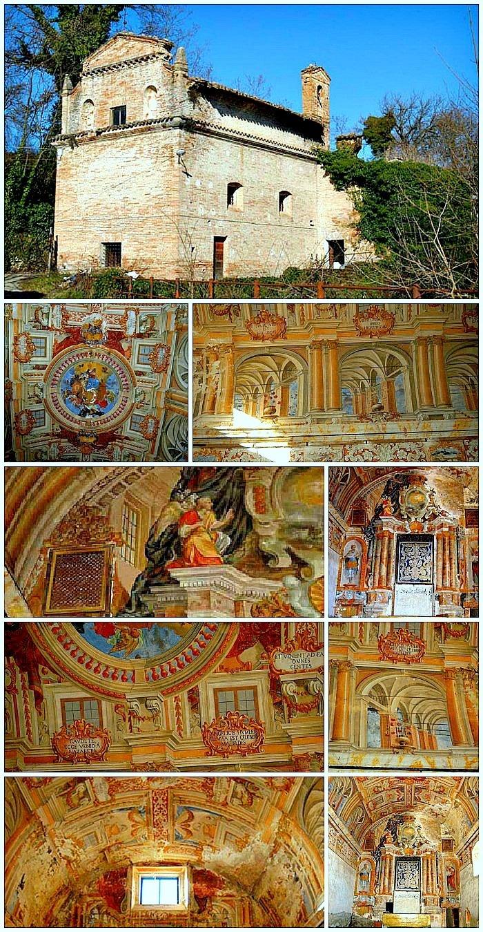 Chiesa della Madonna di Loreto, Sarnano