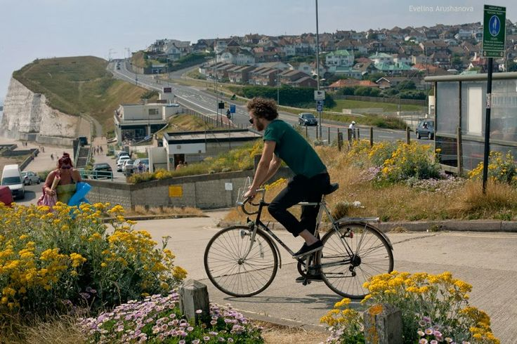 Брайтон, Англия | Brighton, UK #brighton #uk #bicycle