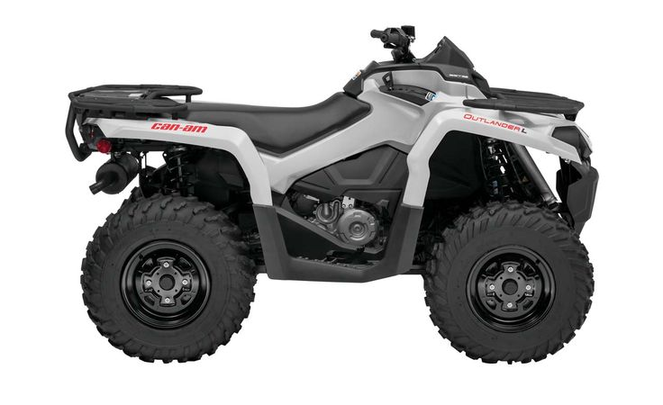 Win a Can-Am Outlander L-450 DPS ATV on Mack's - Can-Am ATV Sweepstakes