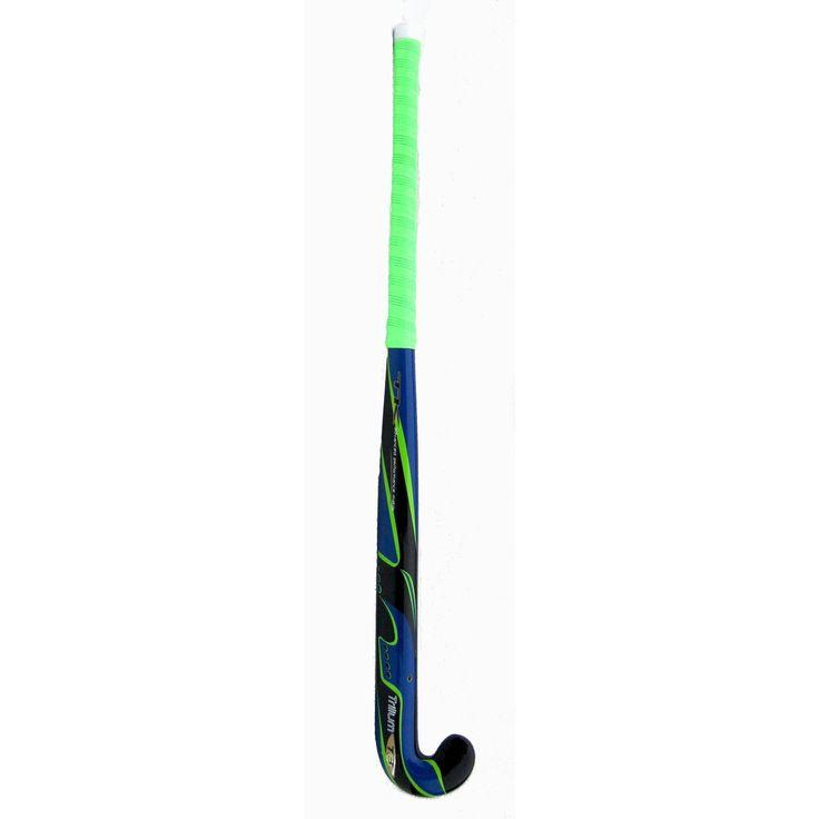 TK Wild Comp. jr hockeystick  Description: De Wild Comp. Jr hockeystick van TK is kwalitatief hoogstaande stick waar ieder kind enorm veel plezier aan zal beleven. Deze hockeystick is gemaakty van 100% glasvezel en dankzij de perfecte mal ideaal voor de allround hockeyer.  Price: 29.99  Meer informatie