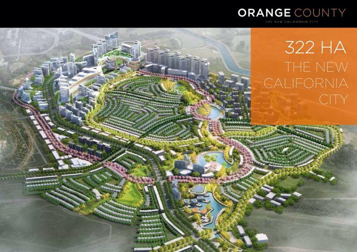 Orange County Area 322Ha  at Lippo Cikarang, New development by Lippo Group